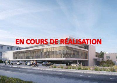 NOUVELLE AQUITAINE – CFA Chantejeau à SAINT BENOIT