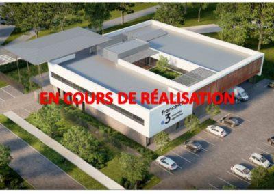 FRANCE TELEVISION – Bureaux à POITIERS