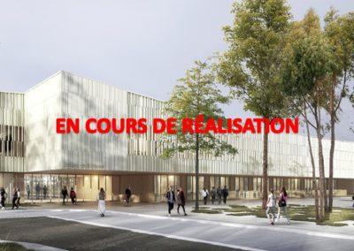 DEPT 86 – Construction du 35ème collège à VOUNEUIL SOUS BIARD
